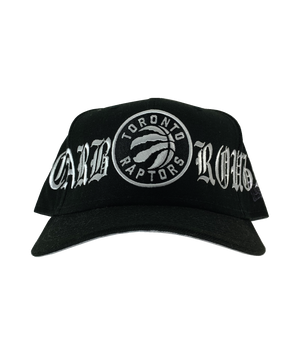 7 3/8 Toronto Raptor's Old English Scarborough Fitted