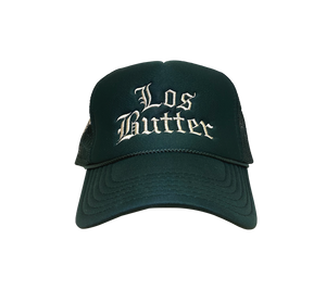 Forest Green Los Butter Trucker