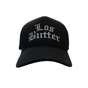 Black Los Butter Trucker