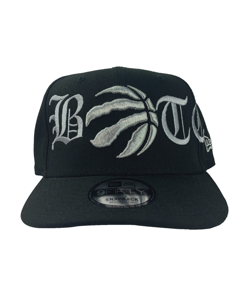 Toronto Raptors BOTC Old English Snapback