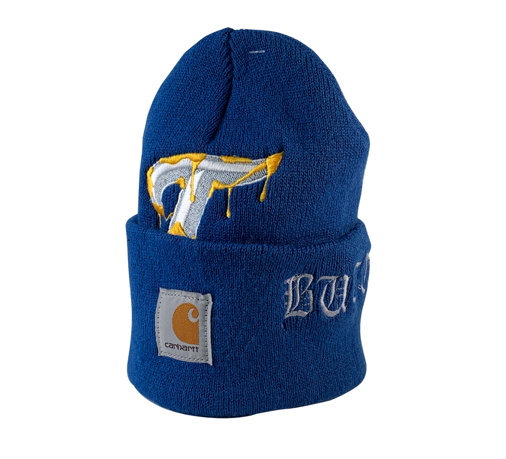 ReWorked Royal Blue Jays Carhartt Beanie