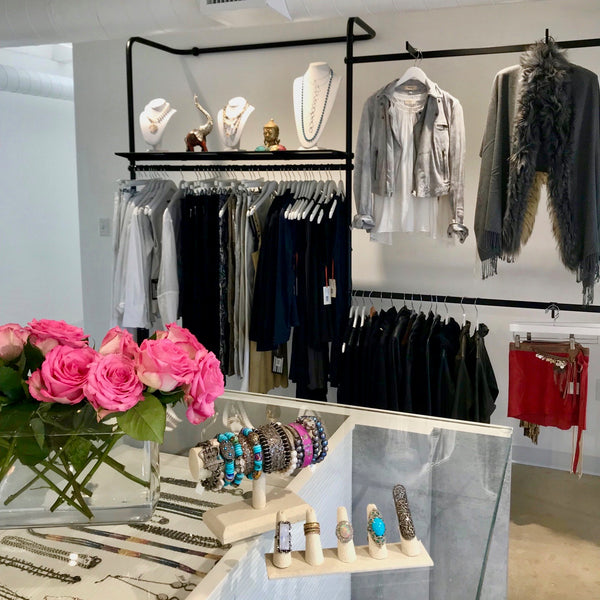 The HAYLEY STYLE designer showroom
