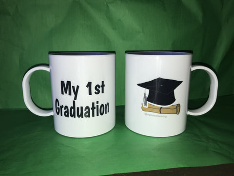 Children's personalized mugs