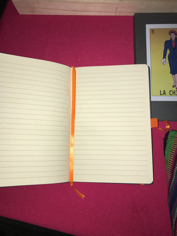 La Chingona Notebook