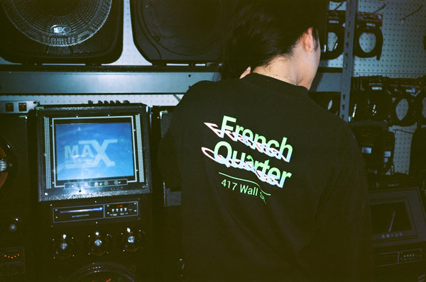 French Quarter / Long Sleeves