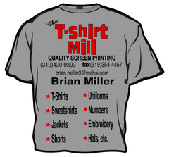T-Shirt Mill Logo