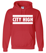 2021 City High Track Gildan - Heavy Blend™ Hooded Sweatshirt