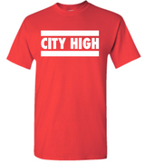 2021 City High Track Gildan - Heavy Cotton™ T-Shirt