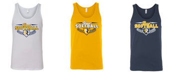 Regina Softball Bella+Canvas Unisex Tank