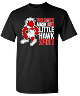 2020 Louie the Little Hawk Gildan Heavy Cotton T-Shirt