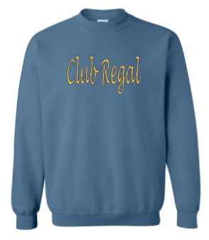 2020 Club Regal Gildan Heavy Blend Crewneck Sweatshirt