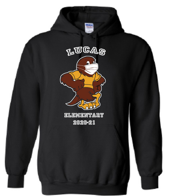 2020 Lucas Elementary Hooded Sweatshirt
