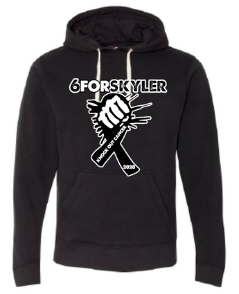 2020 Skyler Dash J. America - Triblend Hooded Sweatshirt (with Shipping)