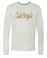 2020 Club Regal BELLA + CANVAS - Unisex Jersey Long Sleeve Tee