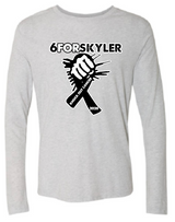 2020 Skyler Dash Next Level - Triblend Long Sleeve Crew (with Shipping)