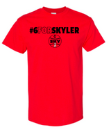 2020 Skyler Moss Bella+Canvas T-Shirt