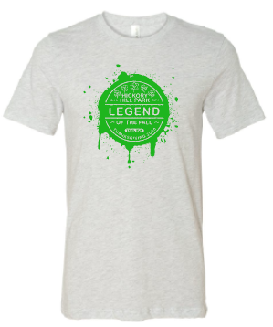 2020 Legend of the Fall BELLA + CANVAS - Unisex Jersey Tee