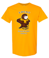 2020 Lucas Elementary Short Sleeve Cotton T-Shirt