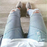 Mens jeans skinny light blue designer brand  pants - The Consumers Marketplace