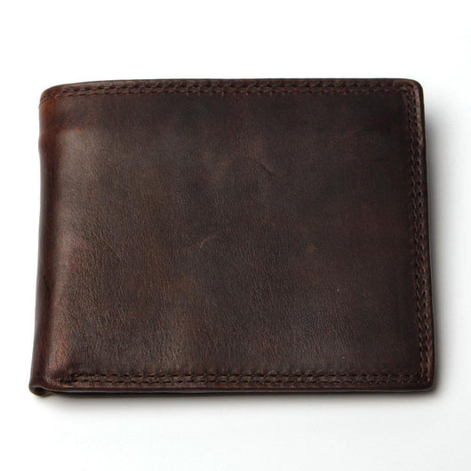 Vintage Wallet Brand High Quality Vintage Designer 100% Genuine Leather FREE SHIPPING! - The Consumers Marketplace