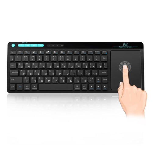 Wireless Touchpad Keyboard For Office Desk PC Computer FREE SHIPPING! - The Consumers Marketplace