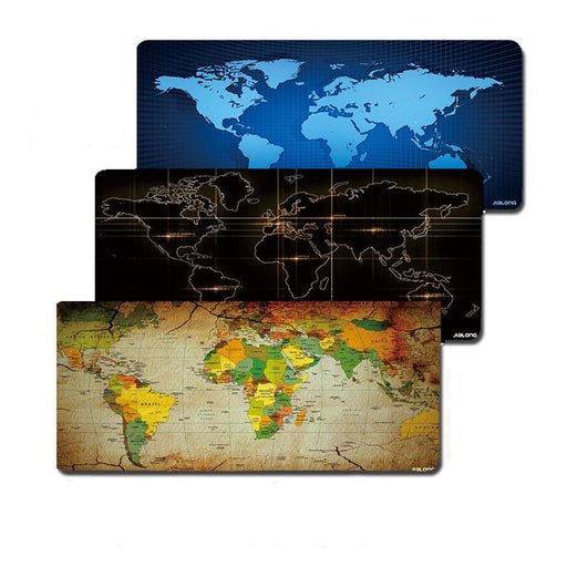 World Map Computer Mouse Pad FREE SHIPPING! - The Consumers Marketplace