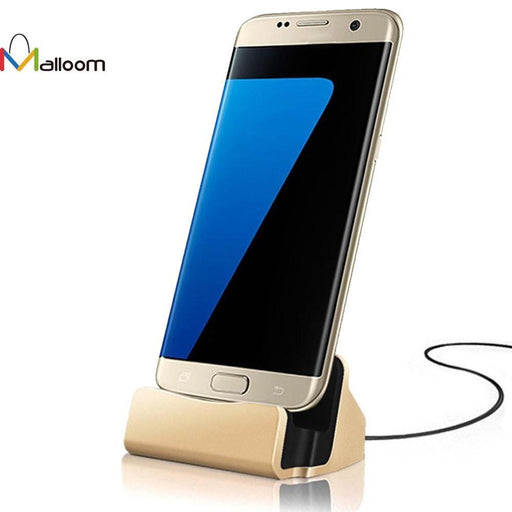 USB Charger Cradle Docking Station For Galaxy S7 S7Edge Smartphone Many Colors FREE SHIPPING! - The Consumers Marketplace