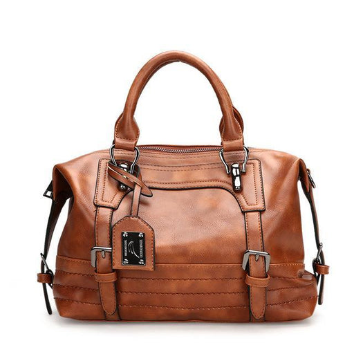 Womens Leather Handbags Womens Shoulder Bag Vintage Handbag Ladies Tote Bag FREE SHIPPING! - The Consumers Marketplace