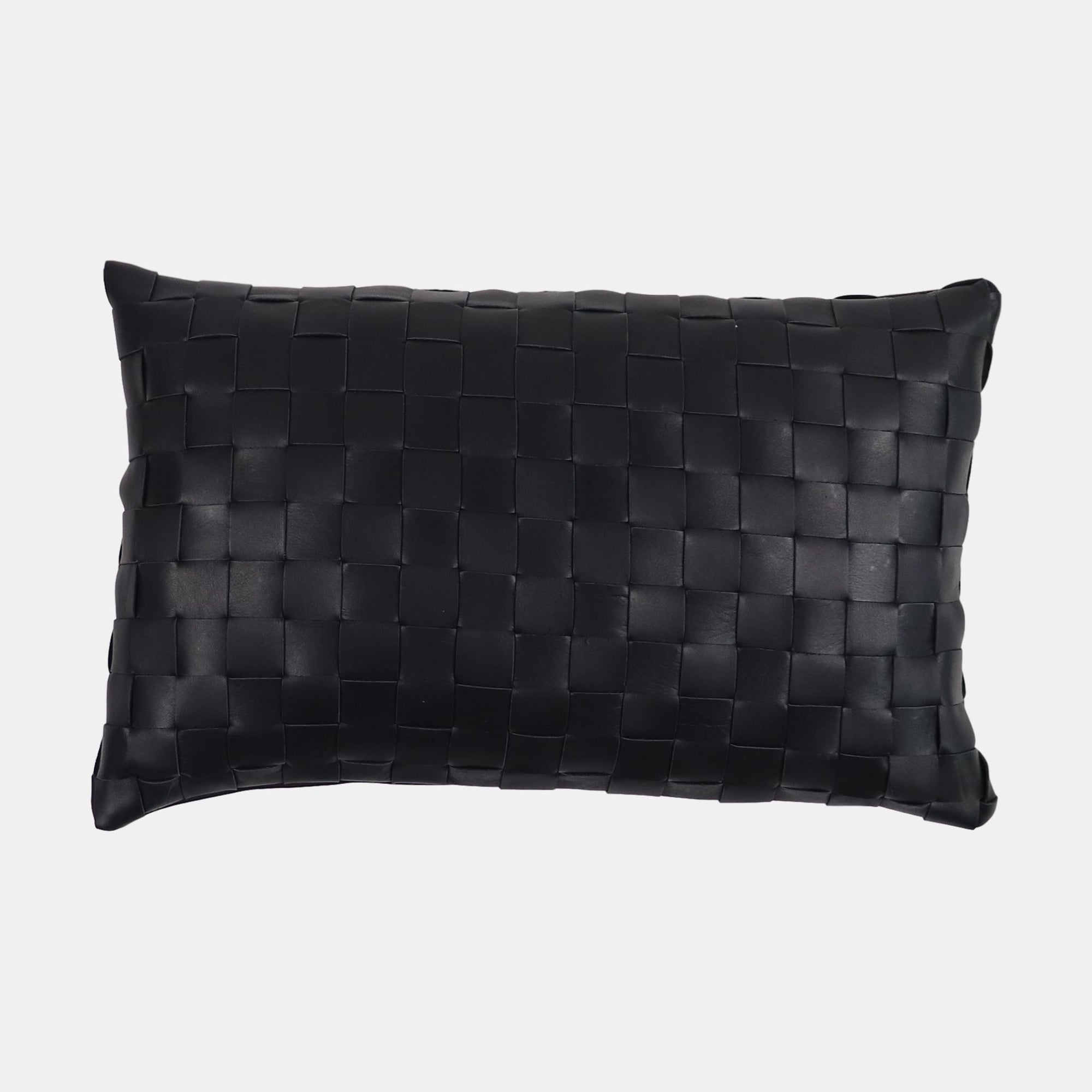 CALABASAS Leather Pillow Cover