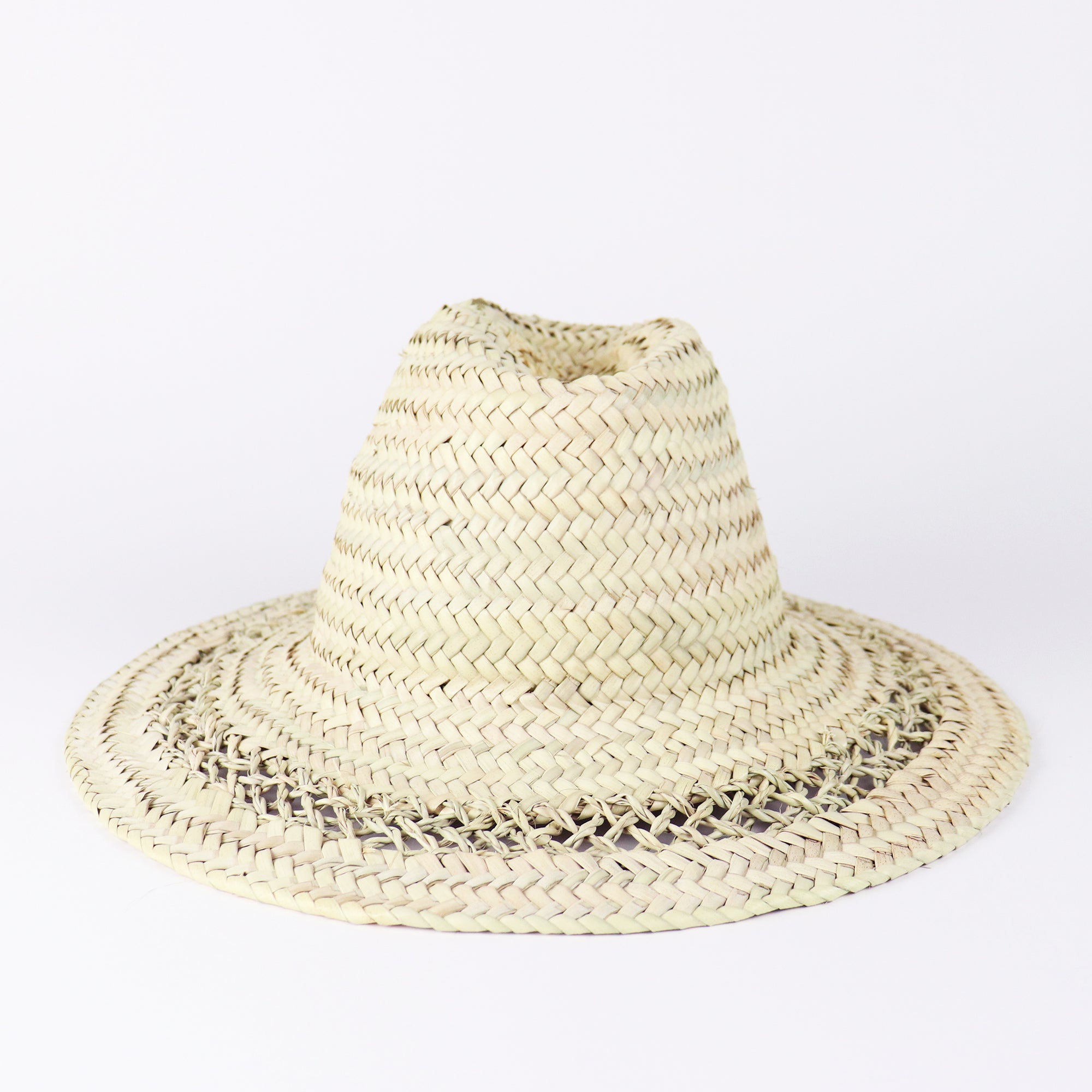 Henry Decorative Straw Hat