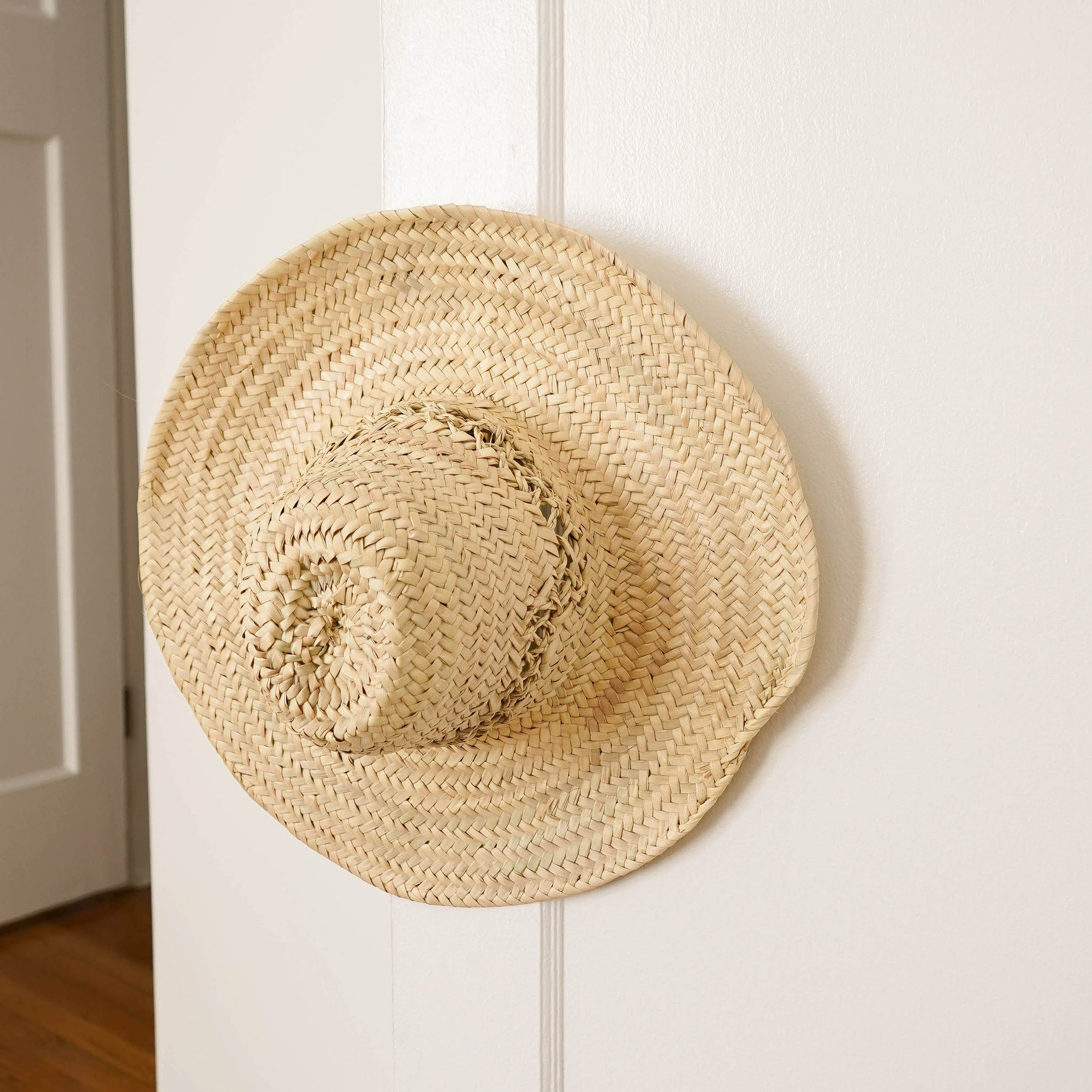 Albert Decorative Straw Hat