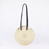 Tulum Round Straw Bag