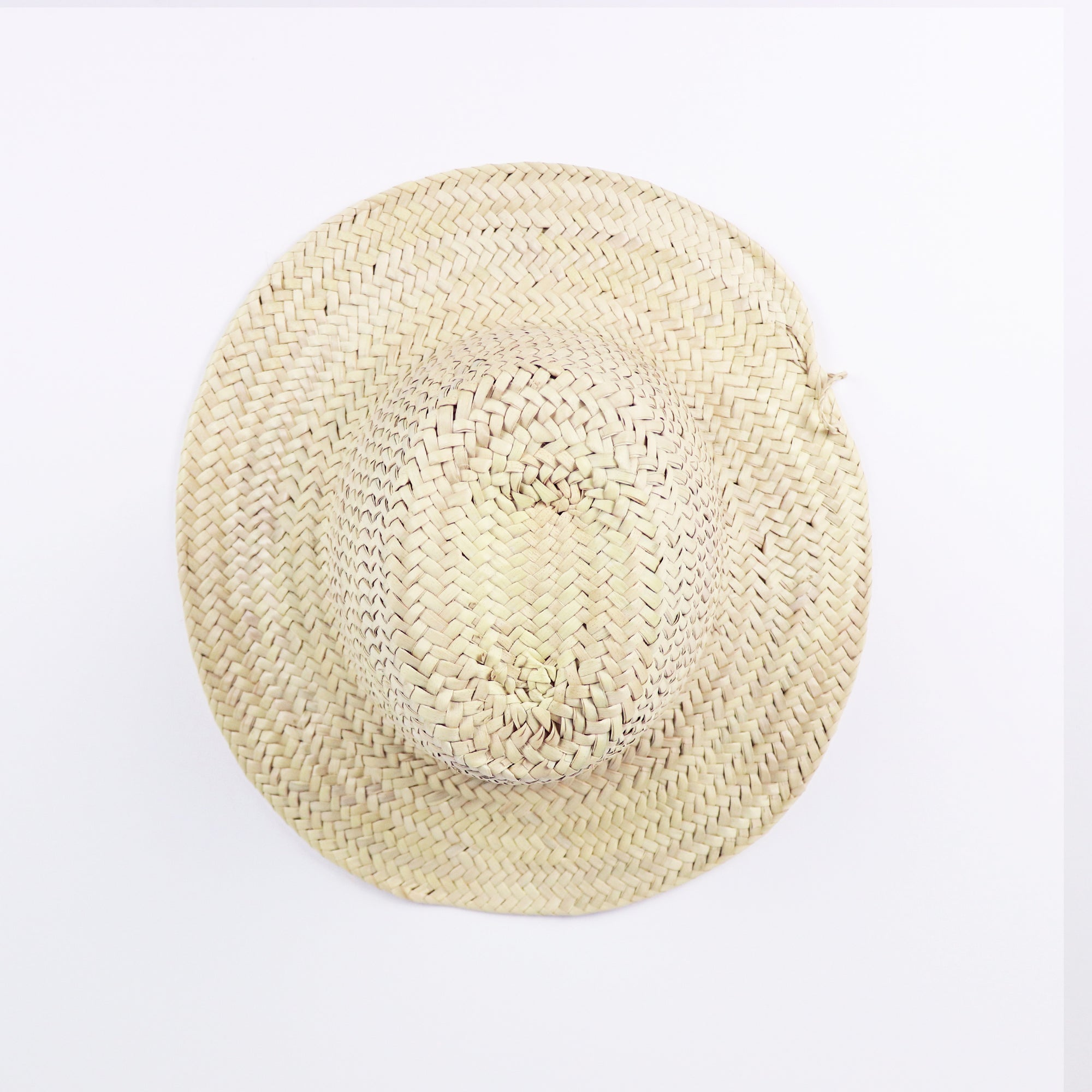 Edward Decorative Straw Hat