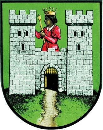 Moorish Jigsaw Puzzles : Ancient Crests -- Green Castle Queen