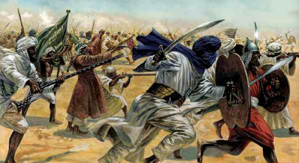 Moorish Jigsaw Puzzles : Warrior Moors