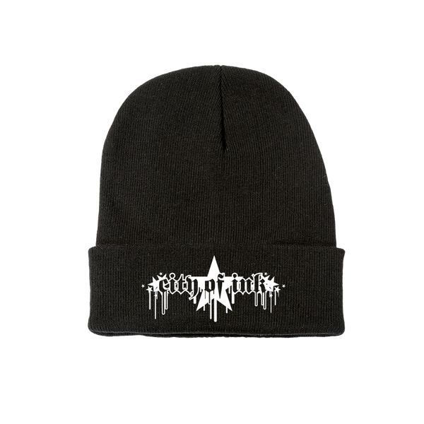 City of Ink Knit Beanie
