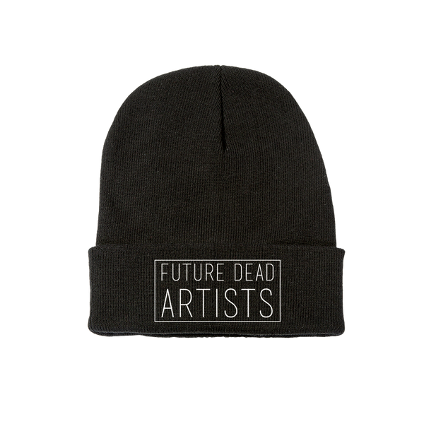 Future Dead Artists Knit Beanie