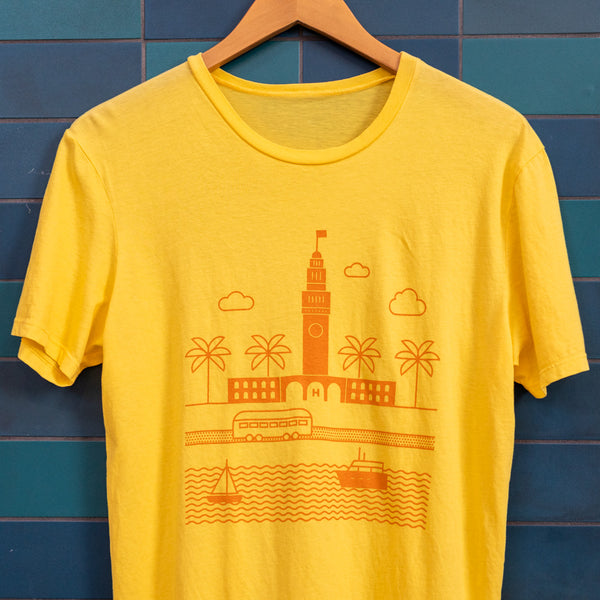 Heath Location T-Shirt (Ferry Building)