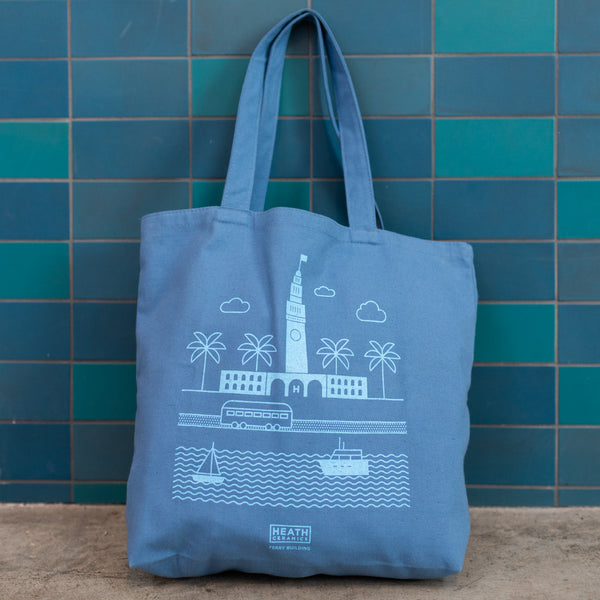 Location Tote Bags
