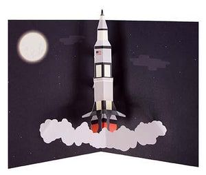 MOMA - Out of this World Pop Up Card