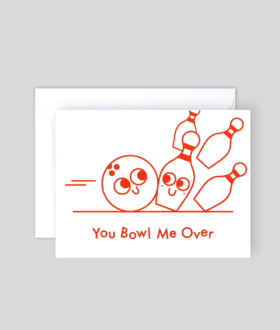 Wrap - You Bowl Me Over