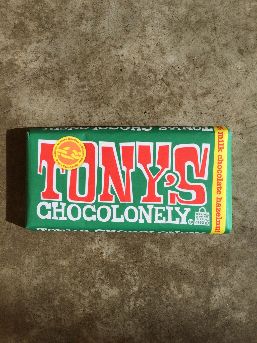 Tony's Chocolonely - 32% Milk Chocolate Hazelnut
