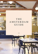 Petite Passport Travel Guide - Amsterdam