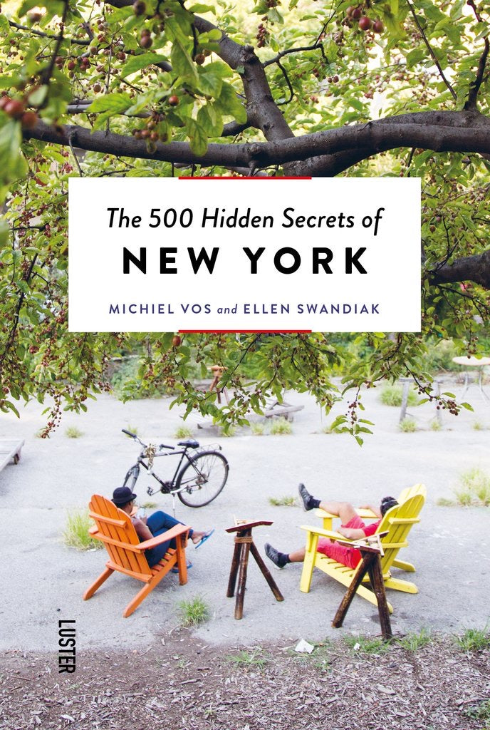 The 500 Hidden Secrets - New York