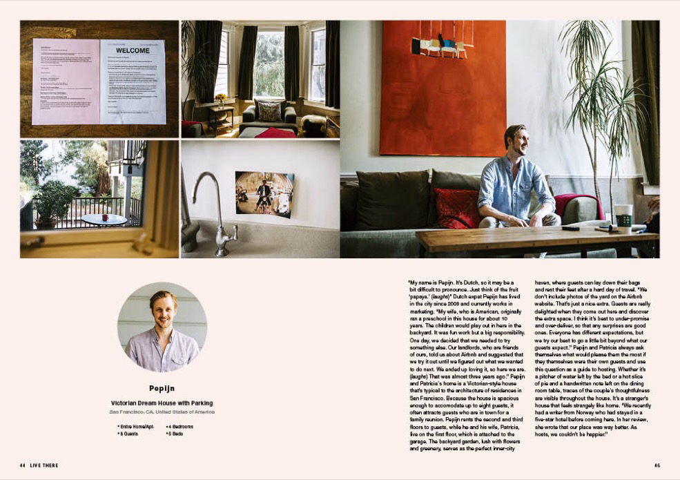 Magazine B - Airbnb - Issue 48