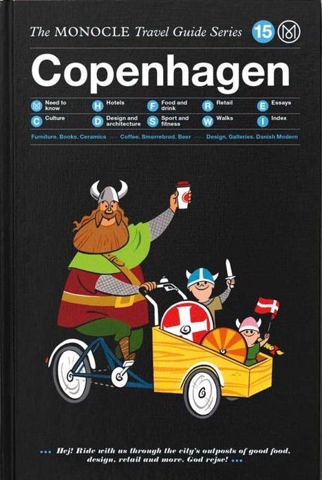 The Monocle Travel Guides - Copenhagen