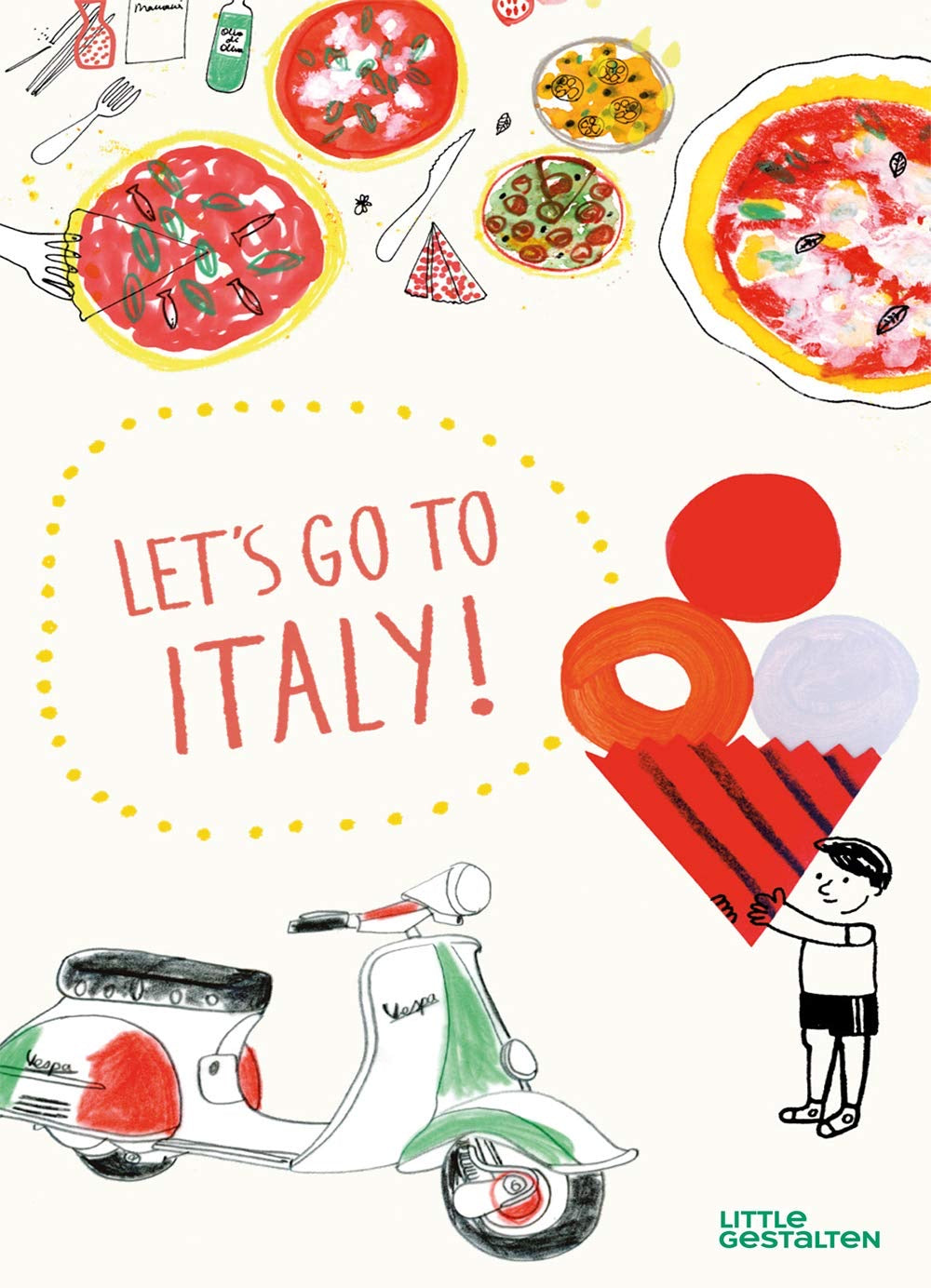 Let's Go to Italy!