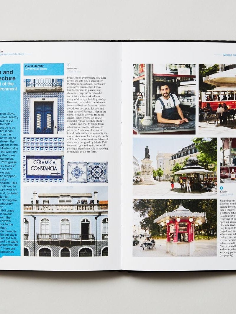 The Monocle Travel Guides - Lisbon