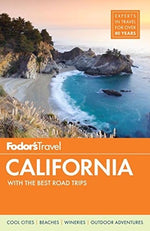 Fodor's Travel - California with the Best Road Trips