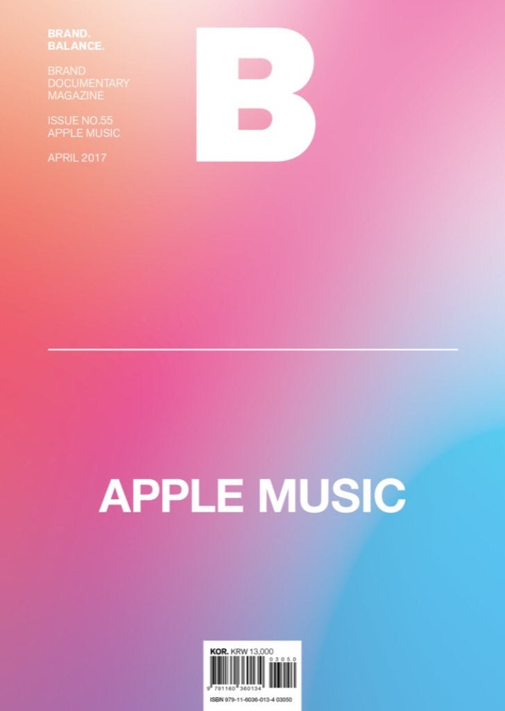 Magazine B - Apple Music - Issue 55